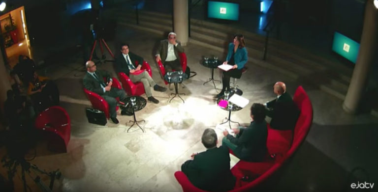 Ekonomica. Il 22 aprile 2016 su EjaTV la seconda puntata del talk show