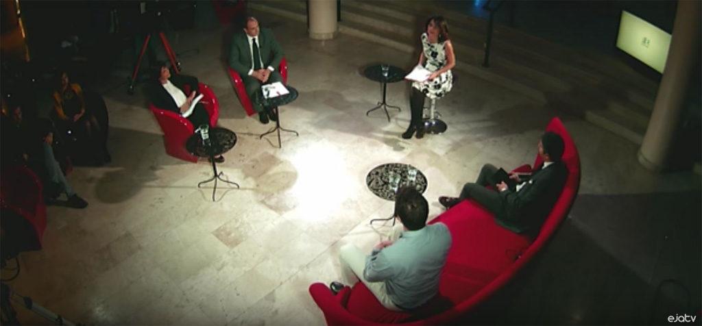 Ekonomica. Il 29 aprile 2016 su EjaTV la terza puntata del talk show