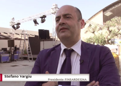 Ecosistema Impresa: intervista a Stefano Vargiu, Presidente di Finsardegna