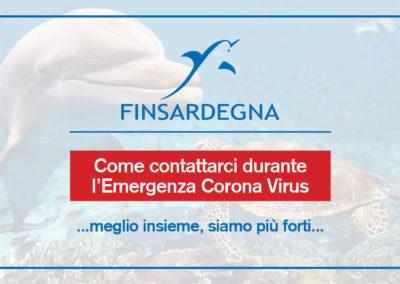 Come contattarci durante l'Emergenza Corona Virus